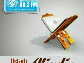 Ustadz Aliadin - Radio An-Nashihah
