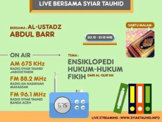 Ensiklopedi Hukum-Hukum Fikih dari Al-Qur`an