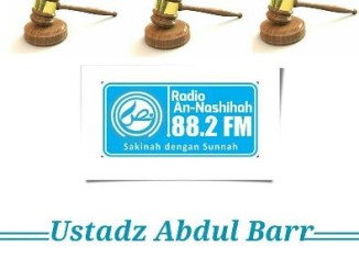 Ustadz Abdul Barr - Radio An-Nashihah